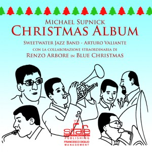 Christmas Album &#8211;  con  di RENZO ARBORE in &#8220;Blue Christmas&#8221;