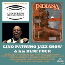 """Lino Patruno  """"Indiana""""  Live at Auditorium Parco Della Musica in Roma"""